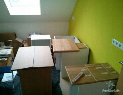 Küchenmöbel in der Küche | familiert.de