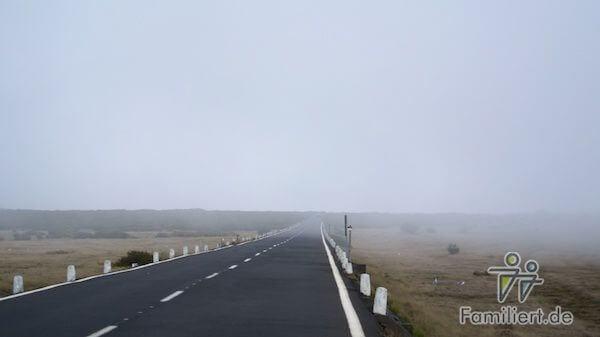 in den Wolken Madeira