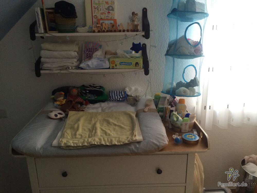 Kinderzimmer - Wickelkomode