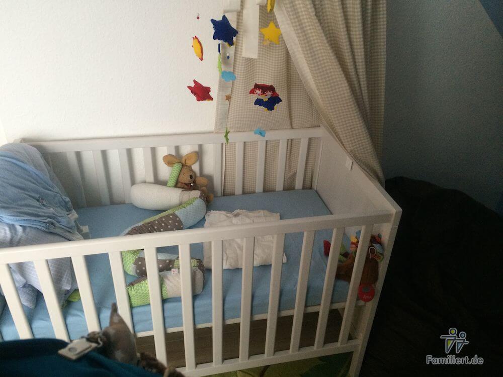 Kinderzimmer - Babybett