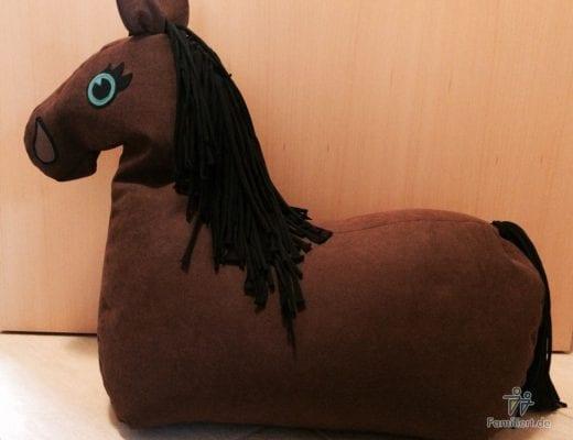 Sitzsack Pferd | familiert.de