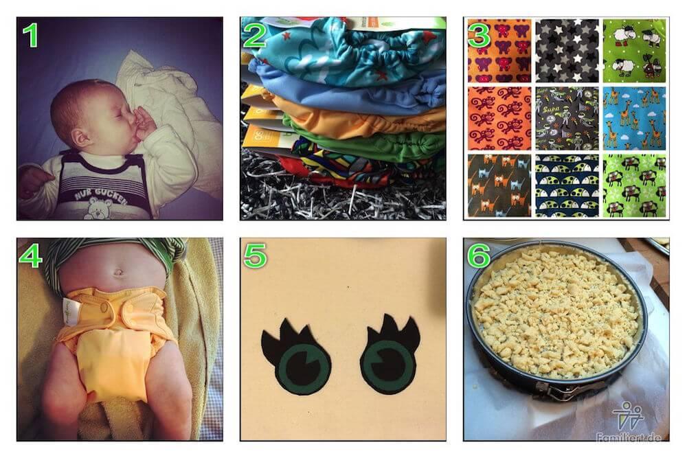 Instagram Rückblick Mai 2014 | familiert.de
