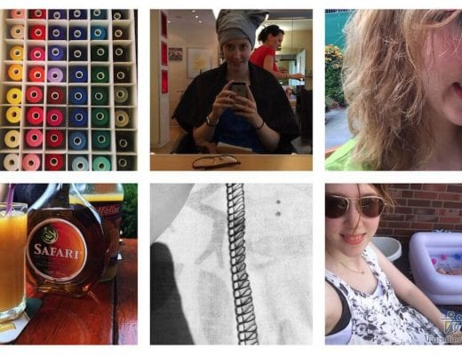 Instagram Rückblick Juli 2014 | familiert.de
