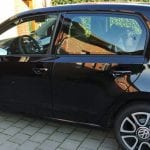 VW up | familiert.de