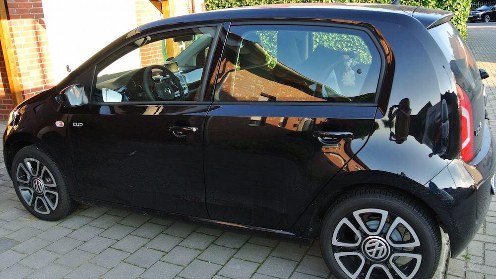 VW up | familiert.de