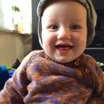 Baby lachen | familiert.de
