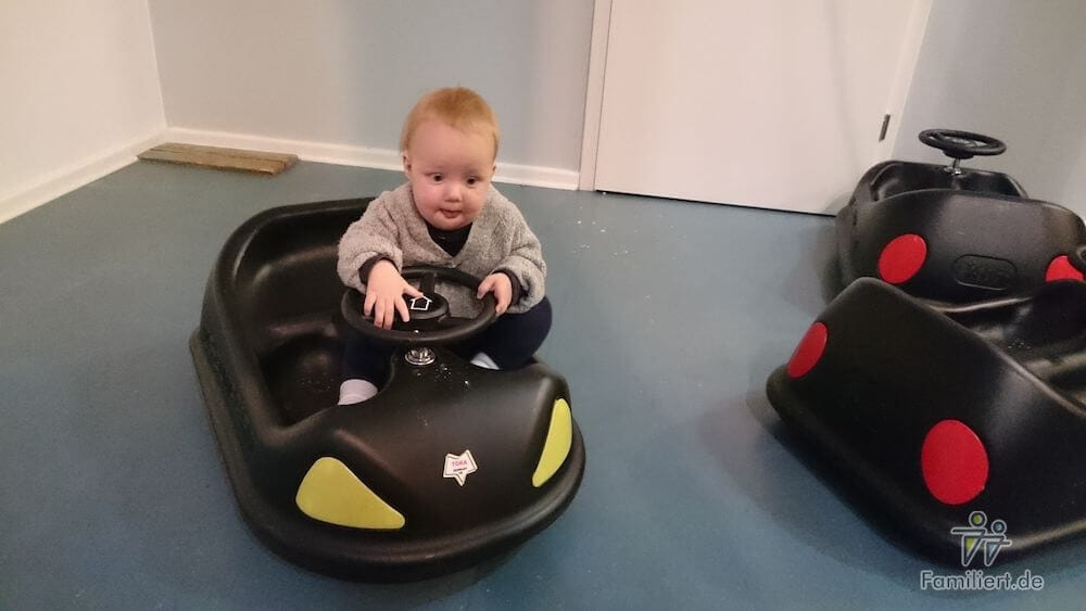 Baby Auto fahren