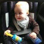 Baby in der Babyschale | familiert.de