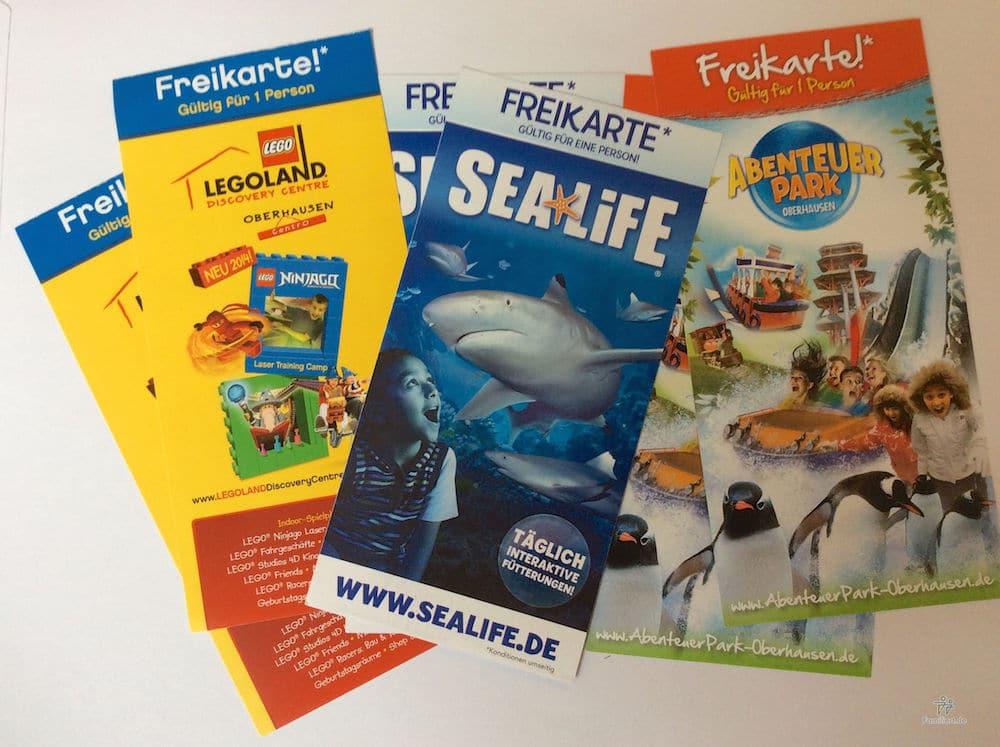 Freikarten | familiert.de