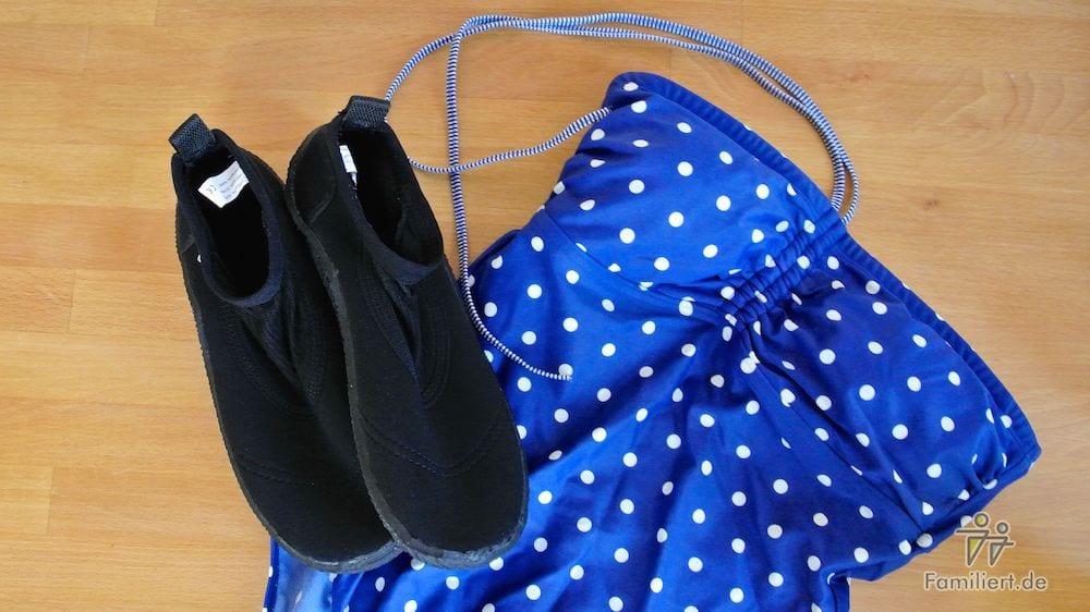 AquaCycling-Kleidung