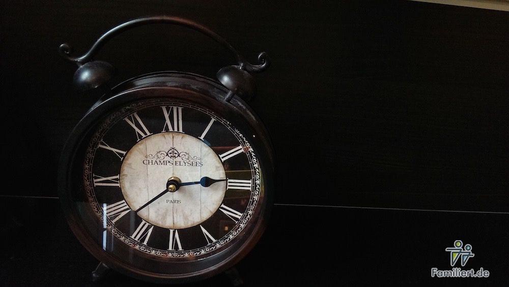 Uhr | familiert.de