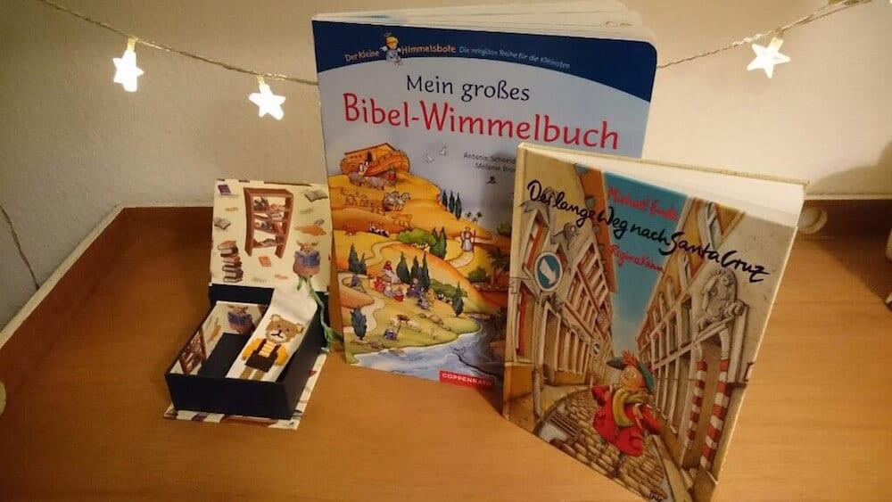 Taufgeschenk  Bibel Wimmelbuch