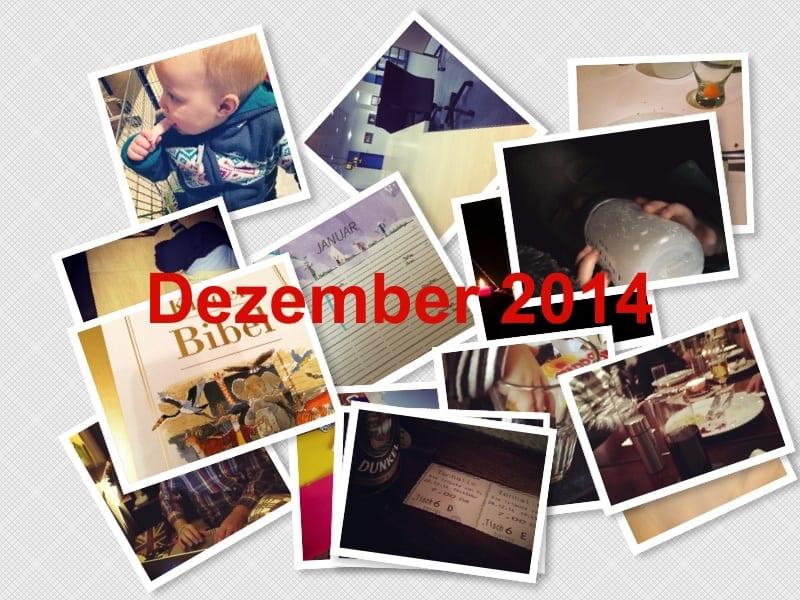 Instagram Rückblick Dezember 2014 | familiert.de
