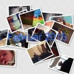 Instagram Rückblick Februar 2015 | familiert.de