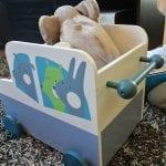Spielzeugkiste von Vertbaudet | familiert.de