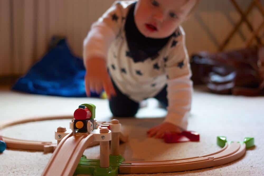 Mein erstes BRIO Bahn Spielset | familiert.de