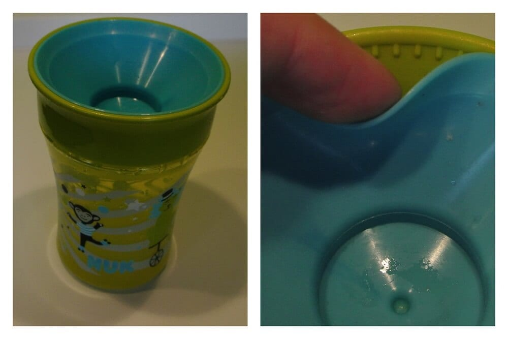 Kinderbecher-Nuk-Magic-Cup
