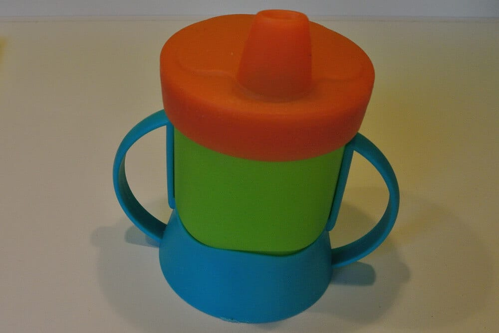 Kinderbecher-Tupperware