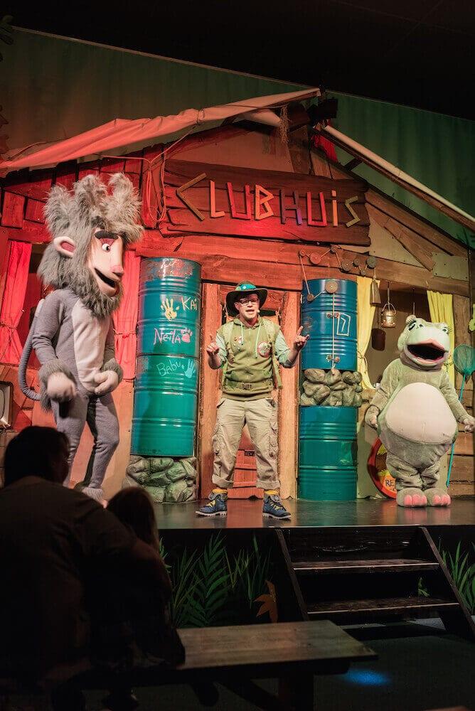 Dierenpark Emmen Kindershow