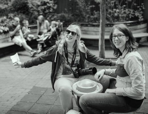 Dierenpark Emmen mit Schwester wieder Kind sein | familiert.de