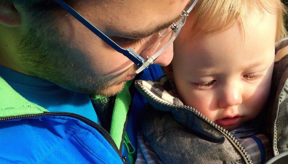 Papa und Sohn | familiert.de