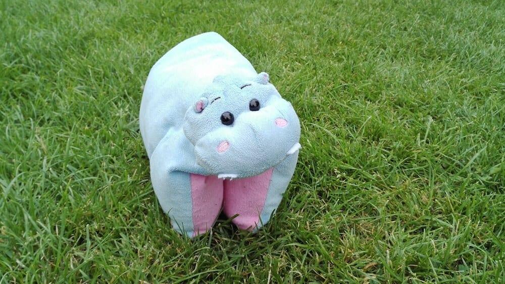 Teddy-Hippo