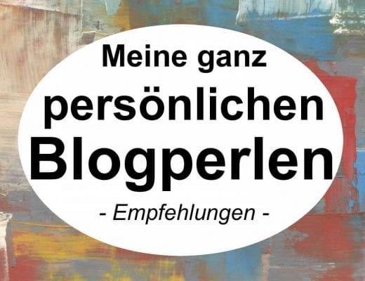 Meine ganz persönlichen Blogperlen | familiert.de