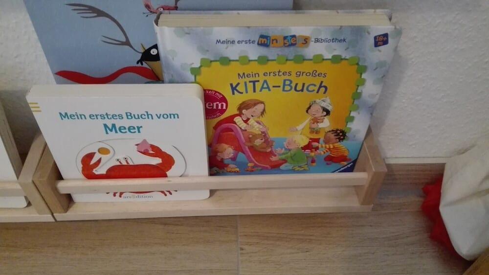 Günstiges Regal für Kinderbücher | familiert.de