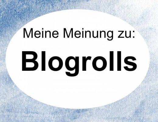 Meine Meinung zu: Blogrolls | familiert.de