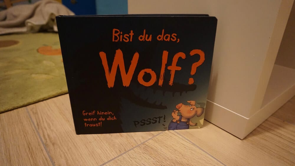 Bist du das Wolf | familiert.de