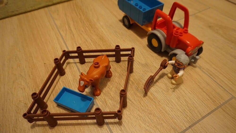 Lego-Duplo-Trecker | familiert.de