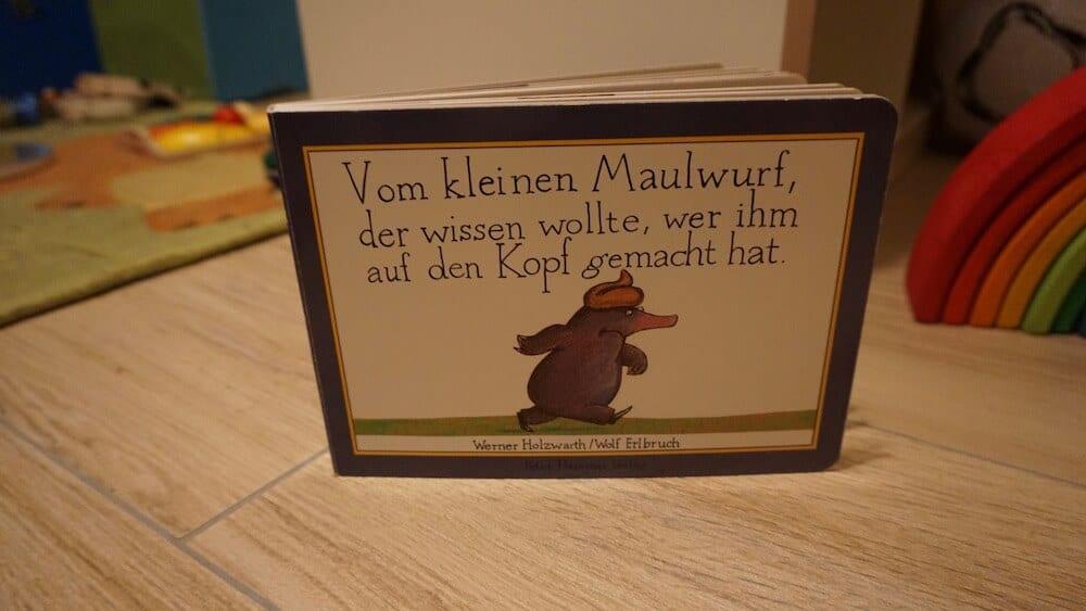 Maulwurfbuch | familiert.de