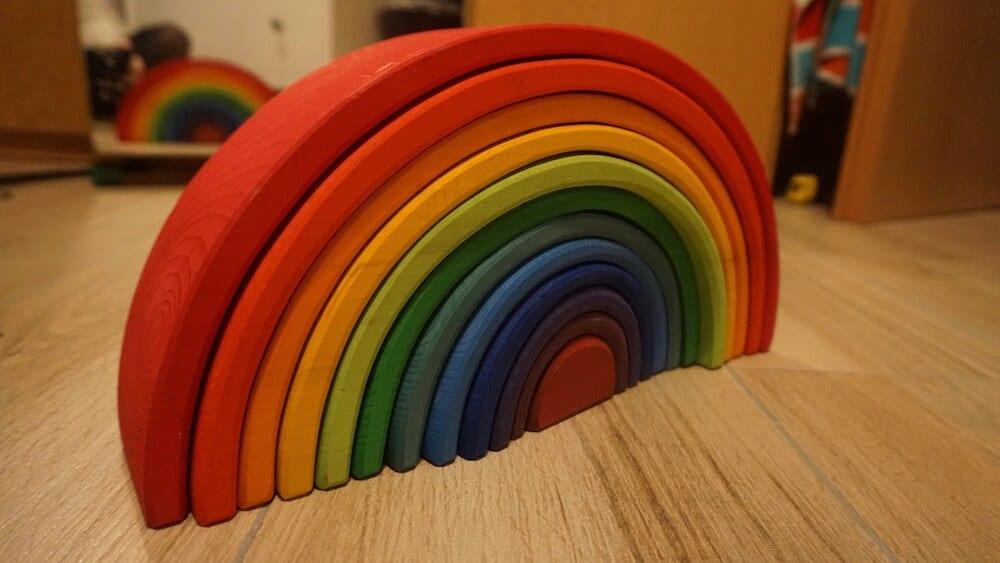 Regenbogen | familiert.de