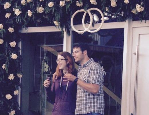 Hanna und Mathias Hochzeit