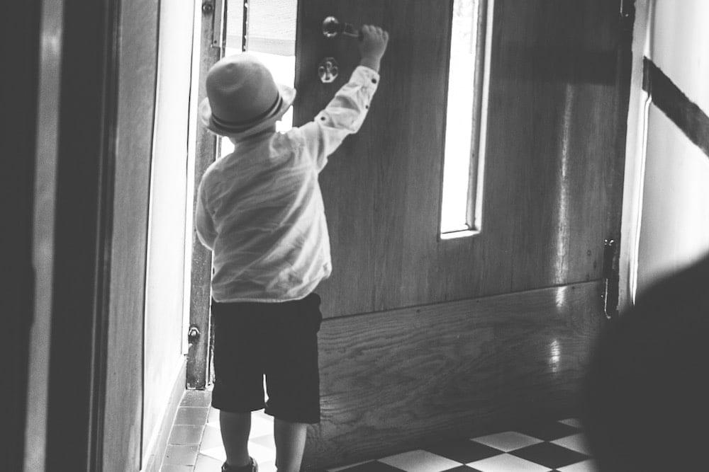 Tür öffnen | familiert.de