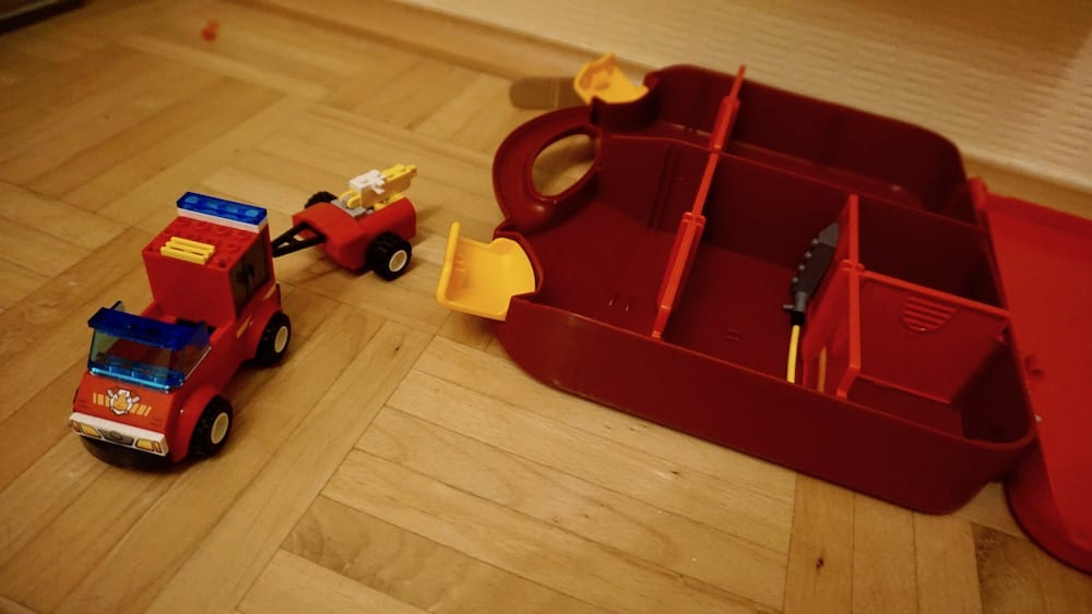 Lego Feuerwehr Koffer | familiert.de