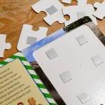 Puzzelbuch - Puzzleteile halten nicht Hack