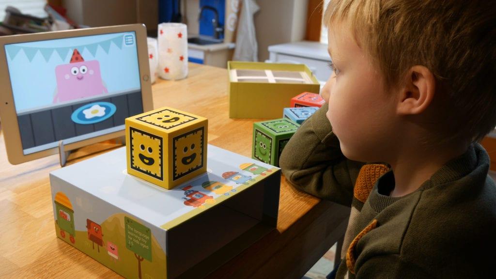 Lingumi unser 3 Jähriges Kind lernt englisch und wir sind deutsche eltern