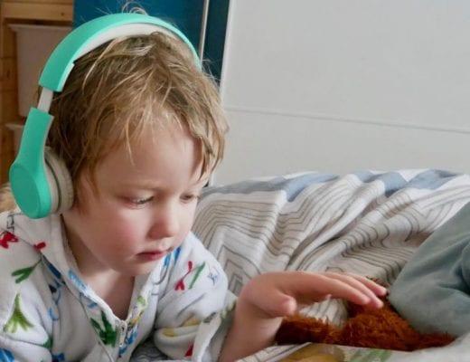 Nenos Kopfhörer für Kinder | familiert.de
