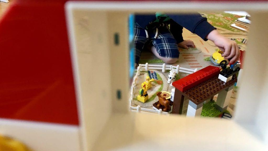 Lego Duplo spielen mit Kindern #donotdisturbe