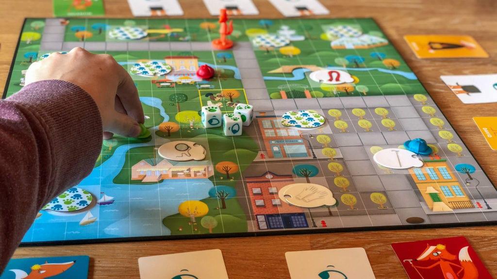 Brettspiel für Kinder verfuxt | familiert.de