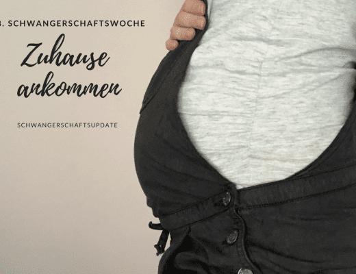 28. Schwangerschaftswoche Schwangerschaftsupdate | familiert.de
