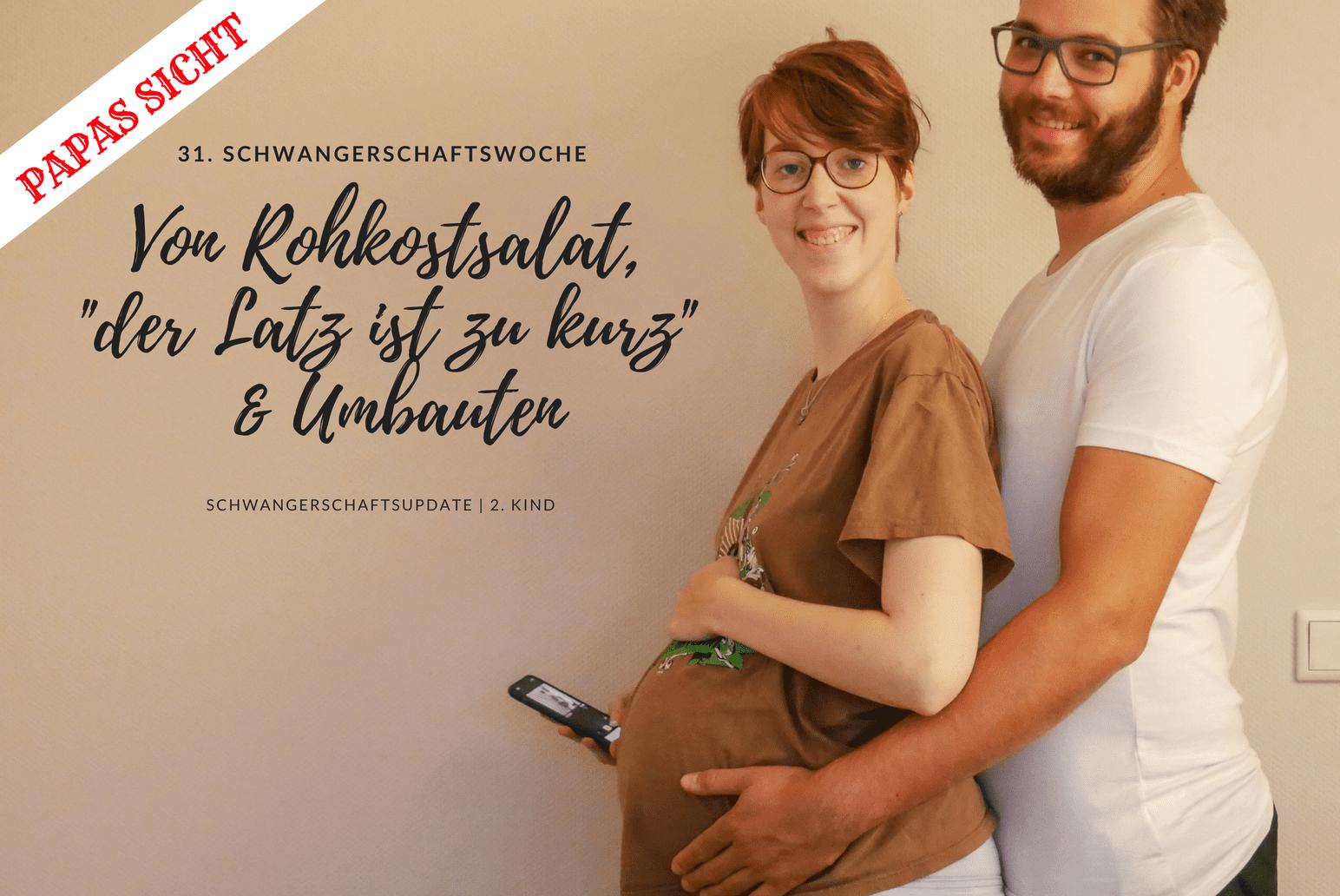 31. Schwangerschaftswoche Schwangerschaftsupdate | familiert.de
