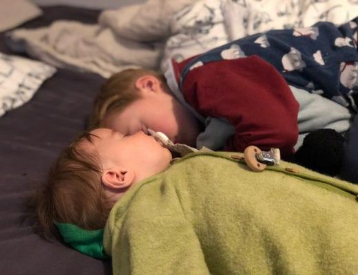 Kinder schlafen | familiert.de